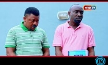 COMEDY VIDEO: Akpan and Oduma - SEVEN DAYS BILLIONAIRE